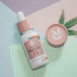 anti age face serum CBD